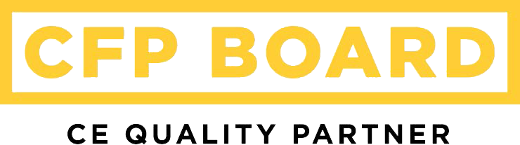 CFP Board Quality Partner logo